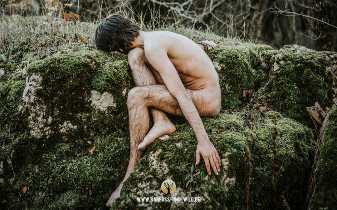Nackt dem nackten Christus folgen