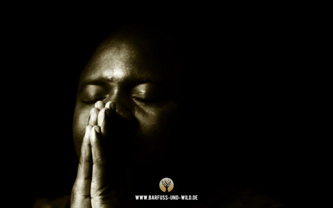 Was tust du, wenn du nicht betest?